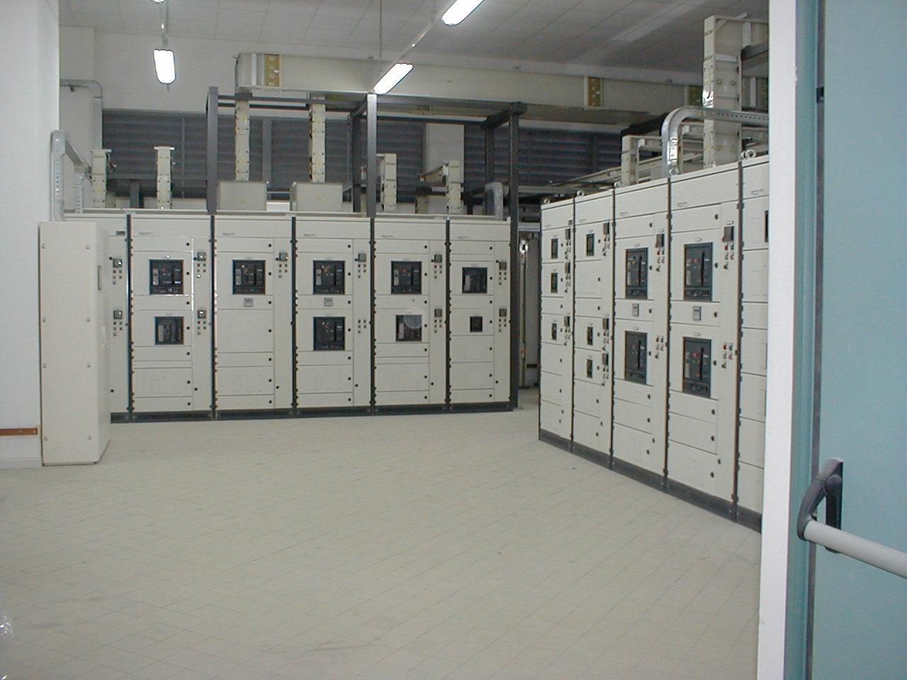 Schema Collegamento Nv10p : Di donato impiantistica elettrica industriale realizzazioni